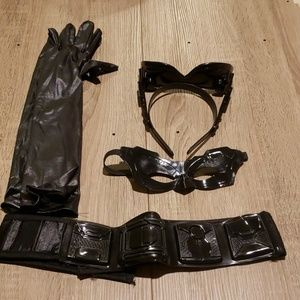 $4 with bundle! Kids Cat Woman Costume Accessories